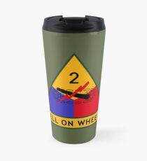 2nd Armored Division (United States) Travel Mug