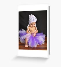 So precious! Greeting Card