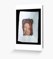 Polaroid Transfer Greeting Card