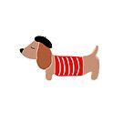 Little Sausage by MarleyArt123