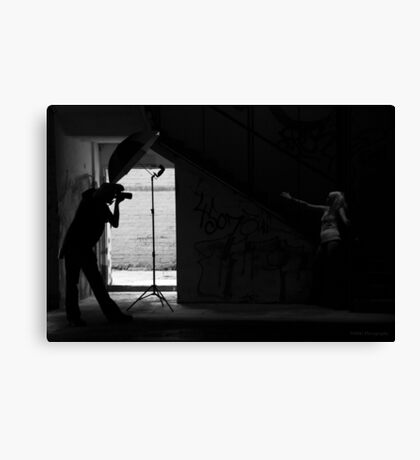 In the Moment Canvas Print