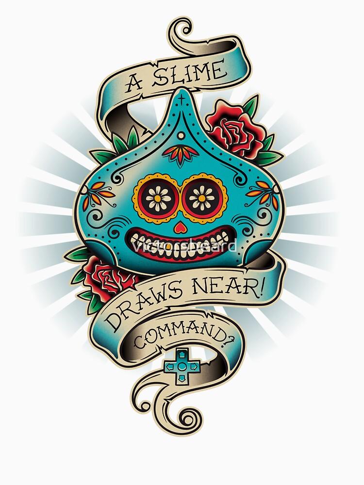 Slime de los Muertos by victorsbeard