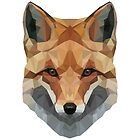 Geometric Fox by EthanRowett