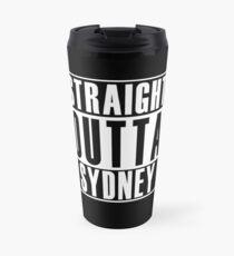 Straight Outta Sydney Travel Mug