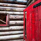 Red Door at the Cabin. by toby snelgrove  IPA
