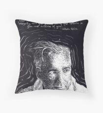 """""""Wilhelm Reich""""- 2010 Throw Pillow"""