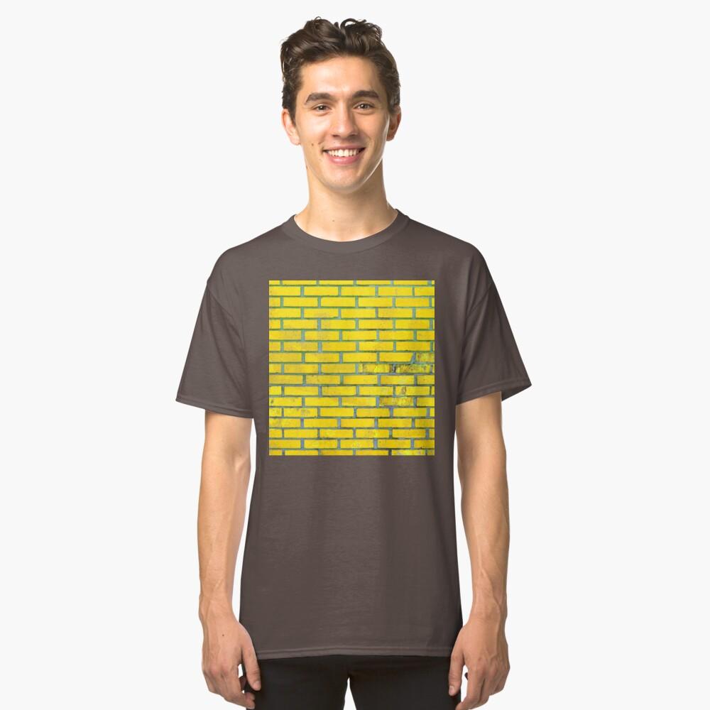 Yellow bricks Classic T-Shirt