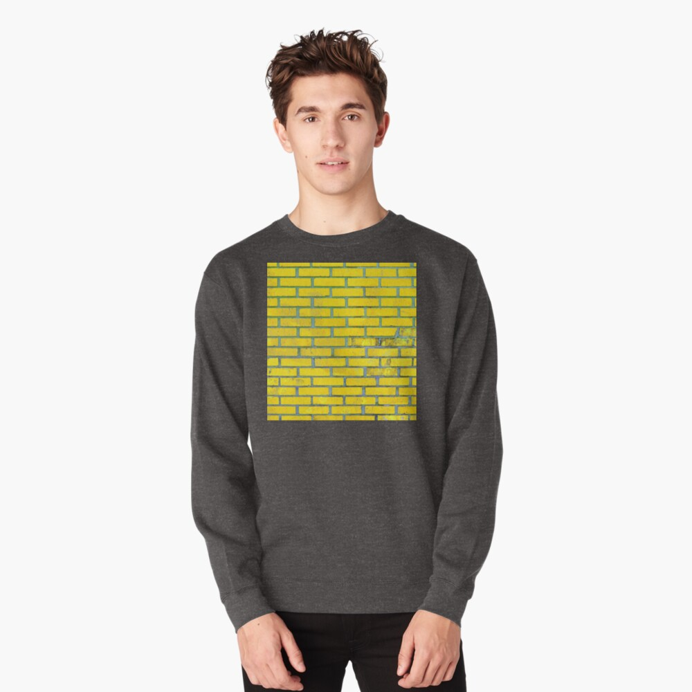 Yellow bricks Pullover Sweatshirt