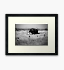 Dakota Framed Print