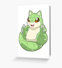 027 S Greeting Card