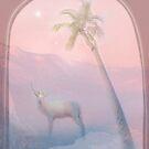 Lone Deer by MarleyArt123