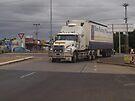Mack Vision Semi-Trailer Truck by Joe Hupp