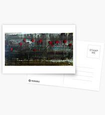 Wild Poppies Postcards