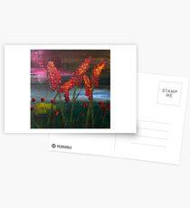 Wildflower Postcards