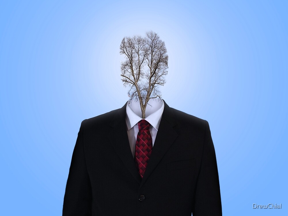 Tree Face by DrewChial