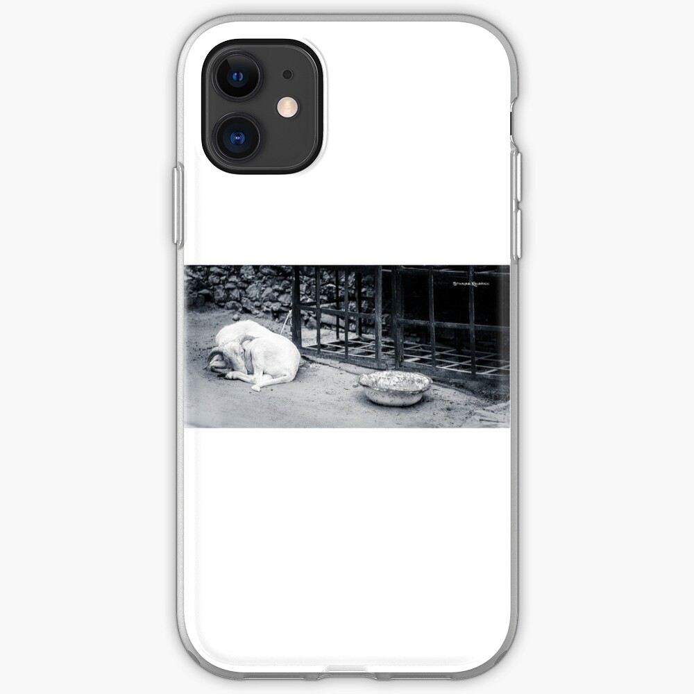 The Starving Goat iPhone Soft Case