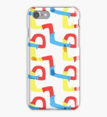 Hamster tube fun time iPhone Case/Skin