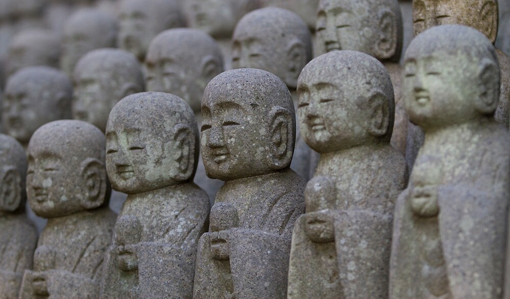 Ojizo-sama by Sam Ryan