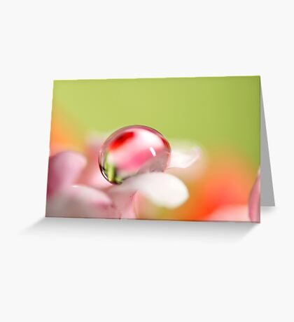 Pretty Pastel Greeting Card