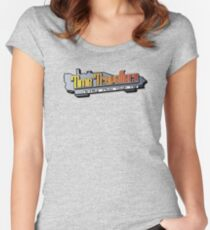 Time Travellers Women's Fitted Scoop T-Shirt