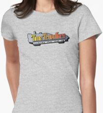 Time Travellers Women's Fitted T-Shirt