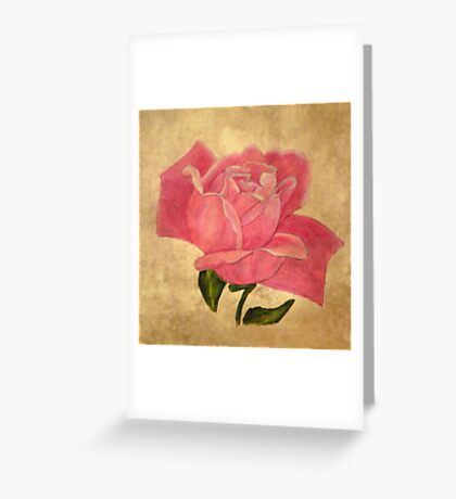 Love Lifted Me Greeting Card