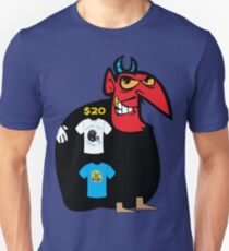 devil tshirt by rogers bros Unisex T-Shirt