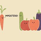 Imposters by Teo Zirinis