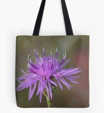 Spotted Knapweed Tote Bag