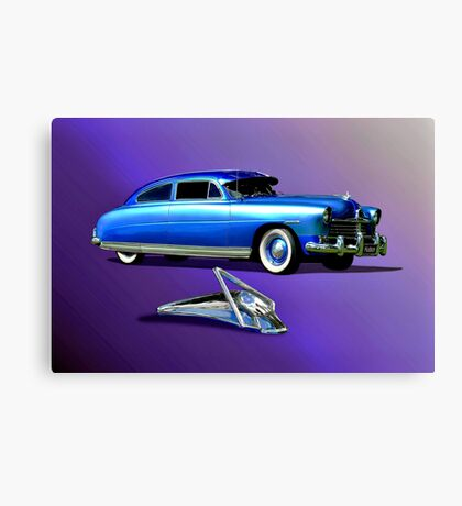 1948 Hudson Commodore Coupe Canvas Print