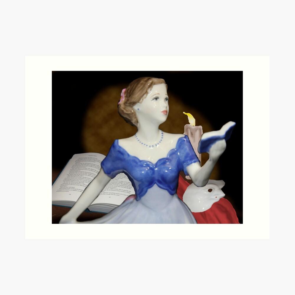 A Love Story ~ Royal Doulton Kunstdruck