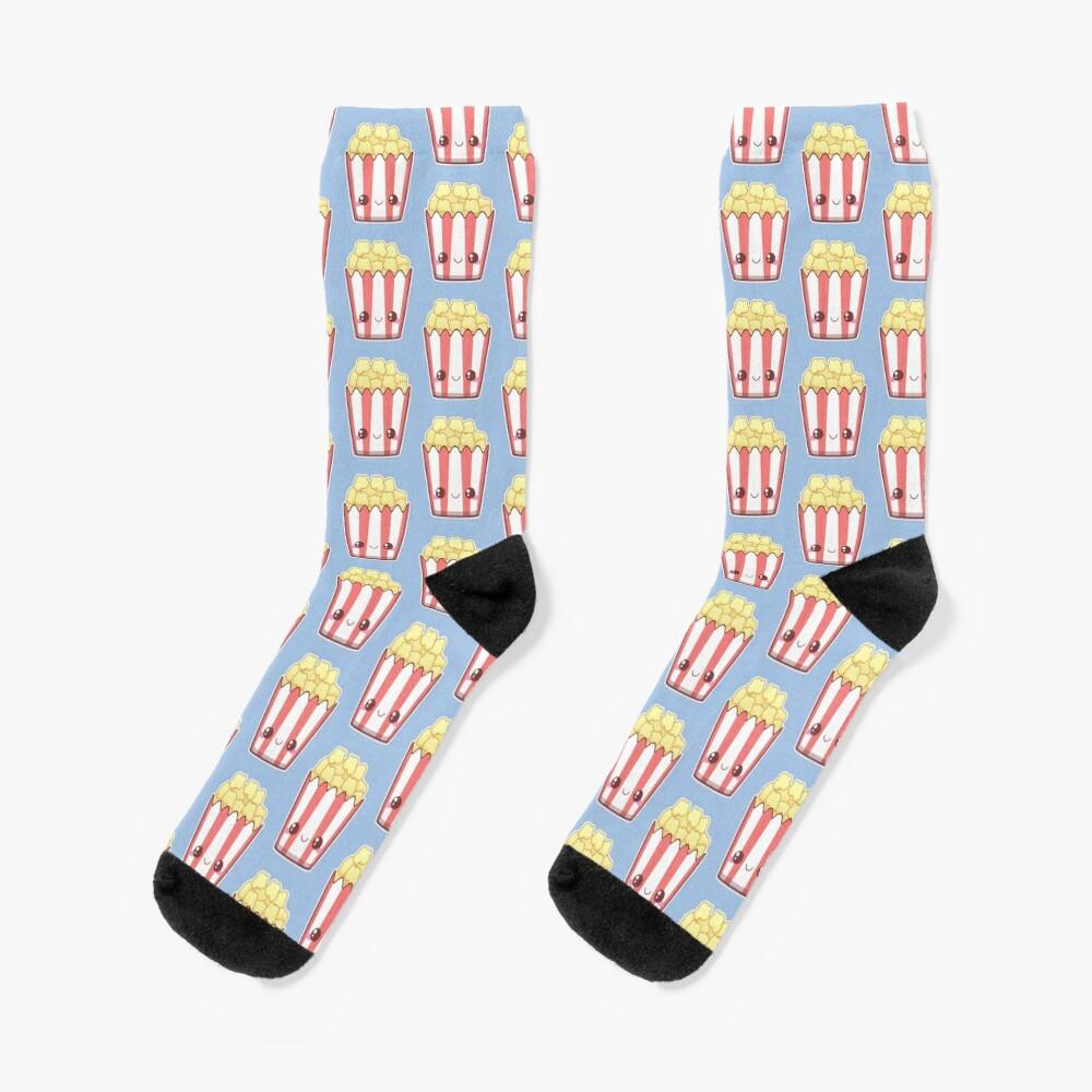 Popcorn! Socks