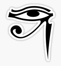 Eye of Horus Sticker