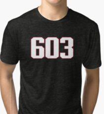 603 Patriots Nation Tri-blend T-Shirt