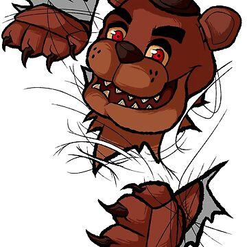 Here's Freddy! by CorgiKnight