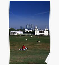 Greenwich Park Poster