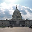 United States Capitol by Lee d'Entremont