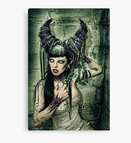 Teufel Canvas Print