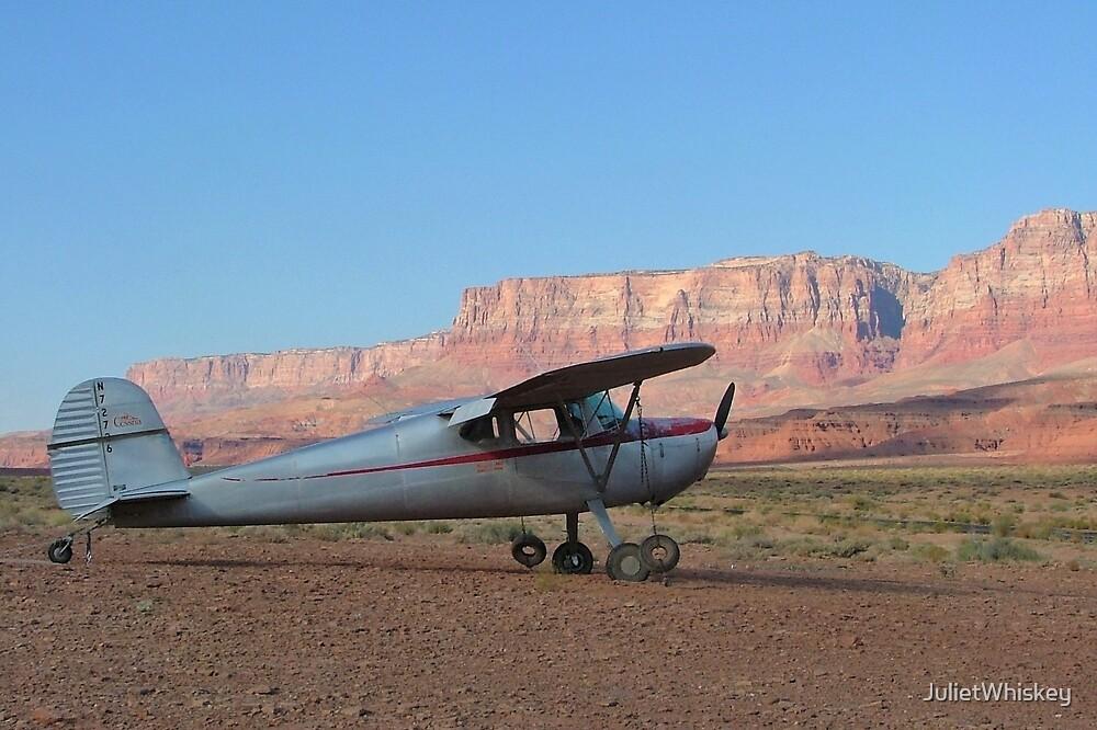 N72726 Cessna C140 by JulietWhiskey