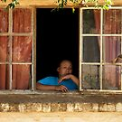 A world outside her window by Erika Gouws