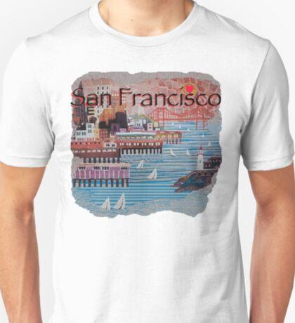 Port of San Francisco T-Shirt