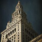 Cleveland Union Terminal Tower by MClementReilly