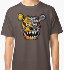 I am still here. - Five Nights at Freddy's 3 - Pixel art Classic T-Shirt