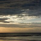Untitled- Abstract Beach by claire-virgona