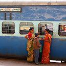Howrah Train Station (Kolkata) by BGpix