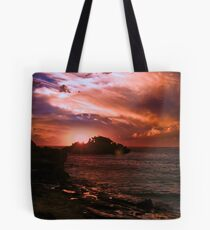 Point Peron Sunset Tote Bag