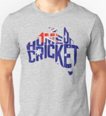 Australia, Home of Cricket T-Shirt