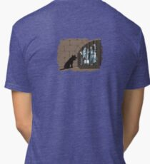 Hitchhikers of the Caribbean Tri-blend T-Shirt