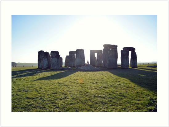 Stonehenge by Veronica997