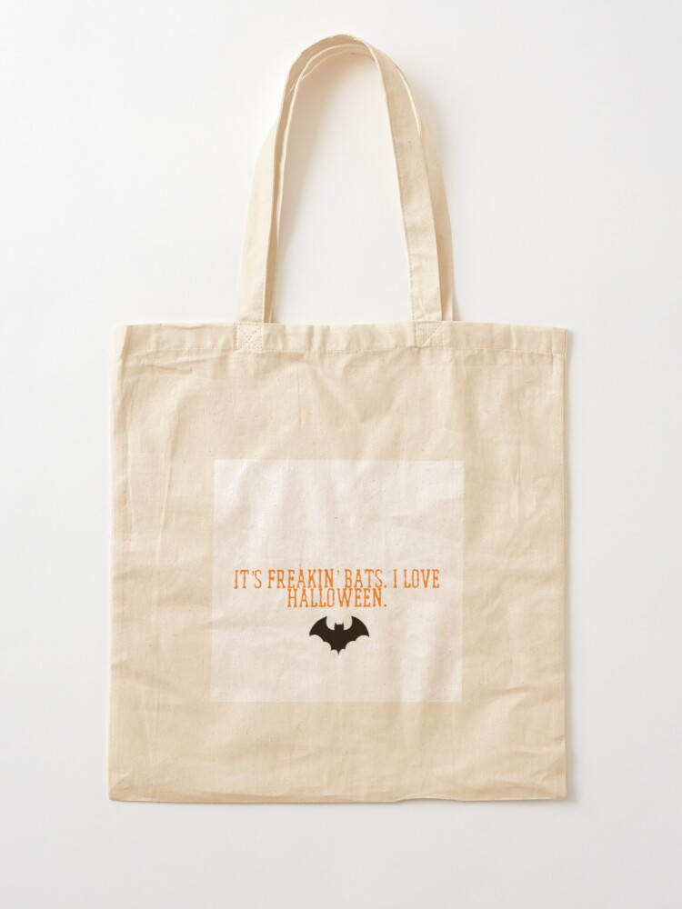 Indica Plateau Be Lucky Cotton Canvas Tote Bag
